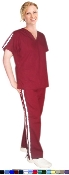Women's Sporty Scrubs.